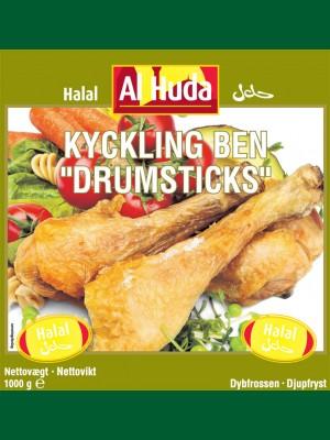 Chicken Drumsticks 10kg 5 x 2kg DK (Frozen)