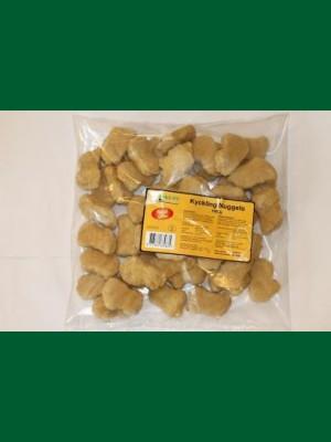 Chicken nuggets 10kg 5x2kg (Frozen)