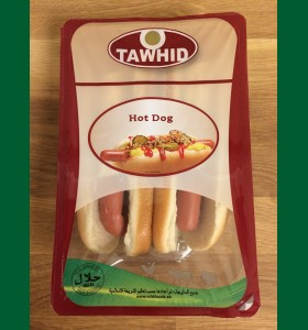 Hot-dog 12 x 210g (Färsk)