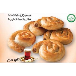 Mini Börek med Nötfärs Råvara MHK 8x750g Fryst