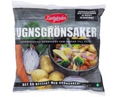 Ugnsgrönsaker 800g Lantgården