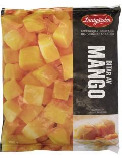 Mango i bitar 500g Lantgården