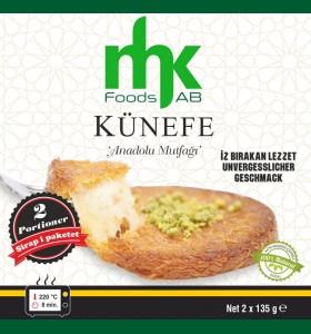Kunafa 12x410g (1x2st) (Fryst)