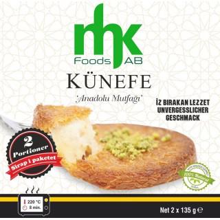 Kunafa 12x410g (1x2st) Fryst