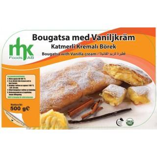 Bougatsa med Vaniljkräm 7x500g (Fryst)