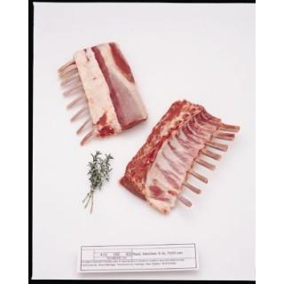 Lammracks 75/25 280-340gm 11xca.0,950g(N.Z) Fryst
