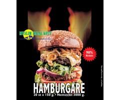 Hamburgare 150g (98%Nöt)