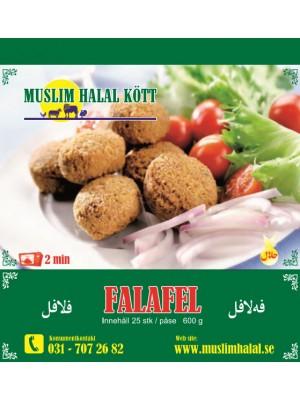 Falafel 25st Muslim
