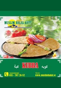 Kubba Musil 28 x 1  (Fryst)
