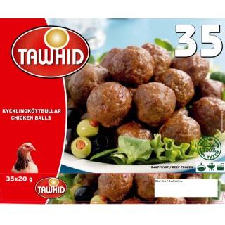 5041-Kycklingköttbullar 8x700g Fryst
