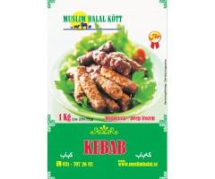 Kebab Muslim
