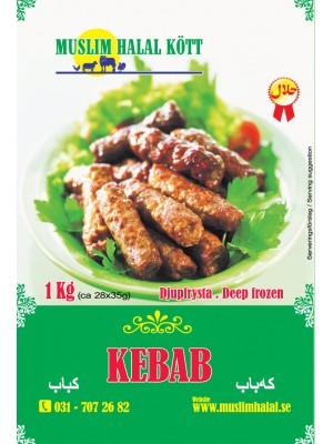 Kebab 1kg Muslim