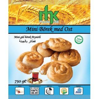 Mini Börek med Ost 8x750g Fryst
