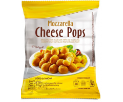 Mozzarella Cheese Pops