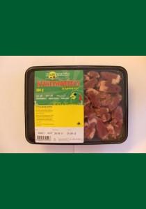 Kycklinghjärta 3,6kg 12 x 300g DK (Fryst)