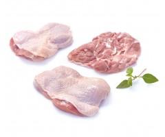 Kycklinglår benfri med skinn 5kg Färsk