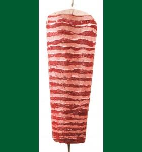 Kalv kebab 100/100 10kg spett (Fryst)