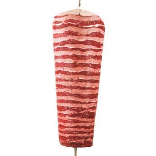 5030-2 Kalv kebab spett 100/100 15kg Fryst