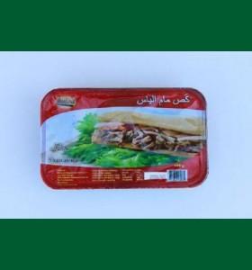 Shawarma mam Ilyas (Nöt) 22 x 400g  (Fryst)