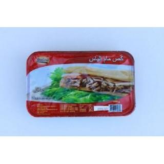 5034-Shawarma mam Ilyas 22 x 400g Fryst