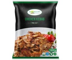 Grillad Kycklingkebab 1kg Muslim