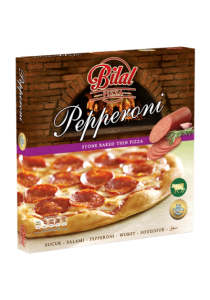 Pizza Pepperoni 7 x 340g Fryst