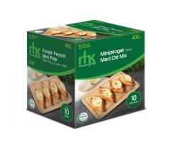 Minipiroger med Ost Mix 10-pack MHK