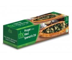 Piroger med Spenat&Ost 3-pack MHK