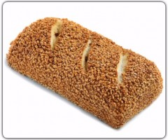Baton Simit sandwich Bake-off