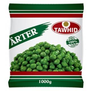 Ärter Tawhid 8x1kg Fryst
