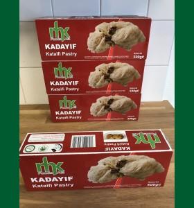 Kadayif 20 X 500g MHK (Fryst)