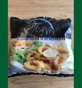 Calamares Fritto 40/60 16 x 500g (Fryst)