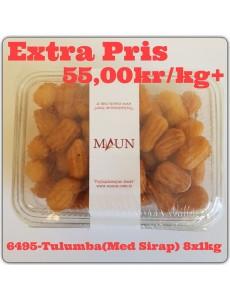 6495-Tulumba (Med Sirap)  8 x1kg Fryst