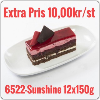 6522-Sunshine 9X1800g (12x150g) Fryst