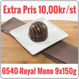 6540-Royal Tårta 9x1,350g (9x150g) TR Fryst