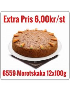 6559-Morotskaka 6x1,200g (12x100g) Fryst TR