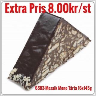 6583-Mozaik Mono Tårta 6X2320g (16x145g) Fryst