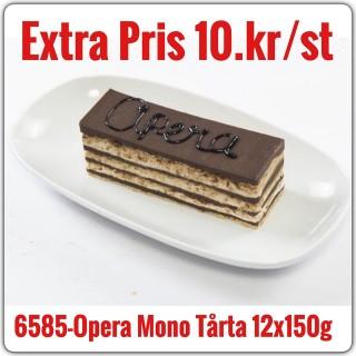 6585-Opera Mono Tårta 9x1800g (12x150g) Fryst