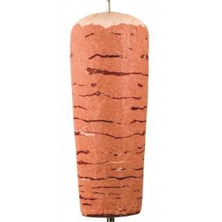 Nöt kebab spett 100%köttfärs15kg (Fryst)