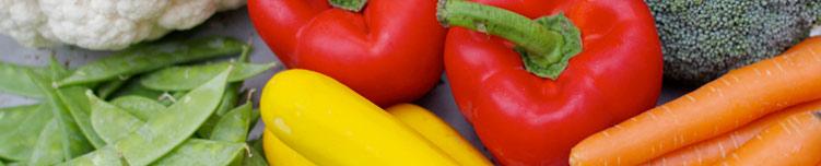 Grönsaker & bakelse