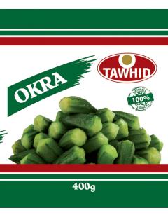 Okra 400g Tawhid