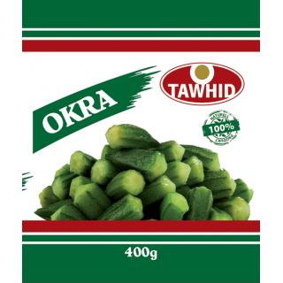 Okra Tawhid 20X400g Fryst