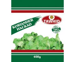 Koriander Hackad 400g Tawhid