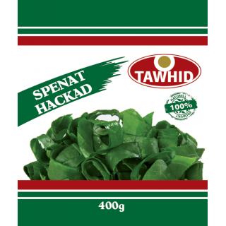 Spenat Hackad Tawhid 20x400g Fryst