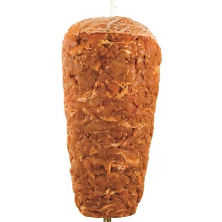 Kyckling kebab spett 10kg Fryst